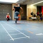 Sportboden Sprint Pavigym
