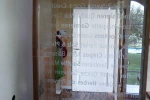Glasschiebetür Licht & Harmonie Friedberg